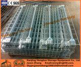 Stahldraht-Plattform-Panels, Draht-Plattform-Geländer, DrahtDecking