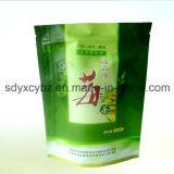 Levantarse los bolsos Ziplock hechos a partir de la nueva materia prima de la 100% con el SGS aprobado