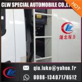 Yuejin 5cbm 8cbm 10cbm 쓰레기 쓰레기 압축 분쇄기 트럭
