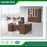 A tabela executiva de madeira projeta a mobília de escritório & a tabela modernas do escritório