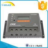Trabalho solar do controlador Vs3048n 12/24/36/48V da carga de Epsolar PWM 30A auto