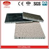 Покрытие PVDF/Powder имитировало каменные панели сота