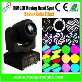 30With60W Mini-LED Gobo-Punkt-bewegliches Hauptlicht