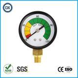 003 Typ Standarddruckanzeiger-Druck Gas oder Liqulid