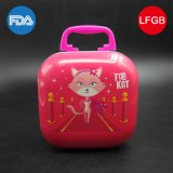Wholesale Portable Lunch Iron Box/Metal Box (S001H - V1)