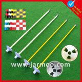 Bandierina palo di alluminio di golf di alta qualità