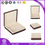 Kundenspezifischer handgemachter verpackenschmucksache-Geschenk-Luxuxkasten