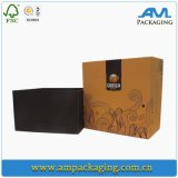 Pappkorn-Papierbehälter-kundenspezifisches Nahrungsmittelgrad-Müslischachtel-Verpacken