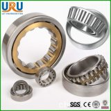 Aço flangeado/inoxidável/rolamento de esferas angular do contato, rolamento de rolo cilíndrico esférico afilado
