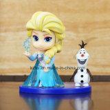 Figura plástica congelada por atacado decoração