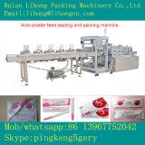 Febre automática de alta velocidade do Quatro-Lado Gsb-220 que reduz a máquina de empacotamento da selagem do emplastro
