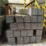 ASTM A500 GR. un aislante de tubo cuadrado de acero negro de Q235B con la superficie del petróleo