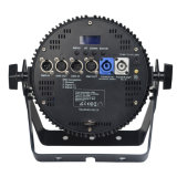 Ninguna luz silenciosa de la etapa de la IGUALDAD de la operación LED del ventilador con Ce y el negro ULTRAVIOLETA de Powercon RGBWA
