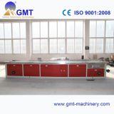 Máquina de Perfil de Madeira da Placa de Indicador de WPC Linha Plástica Extrusão