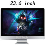 """23.6 """" tutti in un PC con Inte I3 con lo schermo di tocco"""