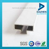 Perfil de la aleación de aluminio 6063 para la pieza inserta para el MDF/Slatwall