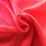 Tessuto di seta di nylon dello Spandex di tatto del tessuto di raso del tessuto del cotone