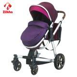 Baby-Spaziergänger für Sitz +Footcover +Mamabag des Rahmen-+Regular
