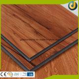 Vinyle en bois en plastique de PVC de Manufactury d'usine parquetant l'intérieur en vente