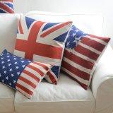 Cuscini lombari decorativi di tela del cotone molto poco costoso