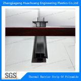 Strisce di barriera termica della poliammide per le facciate di alluminio