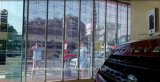 Pantalla/ventana LED de visualización video/el panel/muestra/pared transparentes/del vidrio a todo color