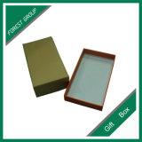 Caixa de empacotamento da carteira de papel feita sob encomenda elevada do cartão de Quliaty