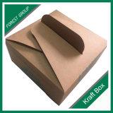 Überzogener Packpapier-Zwischenlage-Kuchen-verpackenmotorrad-Anlieferungs-Nahrungsmittelkasten