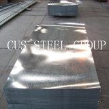 Горячий окунутый гальванизированный плоский стальной лист/лист оцинкованной стали обыкновенный толком
