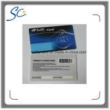 Карточка Barcode PVC изготовленный на заказ печатание высокого качества пластичная