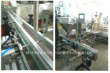 Halb automatisches Puder macht Füllmaschine ein, den wiegenden und Füllmaschine Stangenbohrer