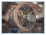 Tube en acier de fabrication pour le génie maritime