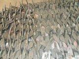 Parte dell'acciaio inossidabile, pezzi meccanici agricoli, parti del pezzo fuso del macchinario