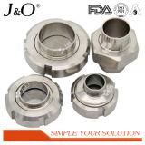 (A-B) encaixes de tubulação soldados sanitários DIN11851 da união do forro DIN-14