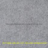 Material do Nonwoven da espinha dorsal de fibra do animal de estimação