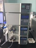 Sistema de alta pressão de Isocratic da HPLC com detetor de Elsd