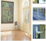 Perfil de aluminio para la ventana y la puerta