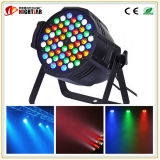 la PARITÀ dell'indicatore luminoso RGBW LED di PARITÀ di 54PCS*3W LED può indicatore luminoso di effetto di fase