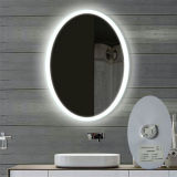 EU Pet Material IP54 Bathroom Anti-Mist Mirror Defogger