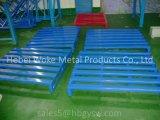 Palette lourde industrielle d'acier d'enduit de poudre d'entrepôt