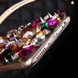 Caixa de cristal luxuosa do telefone de Hotselling para o iPhone 6/6s/7