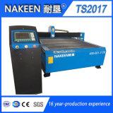 Tisch CNC-Plasma-Stahlausschnitt-Maschine für Metallblatt