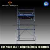 Widely Used Steel Galvanized Scaffold Kwikstage in South Africa