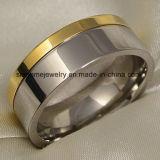 Boucle d'or de découpage titanique de bijou de qualité de Shineme (Tr1912