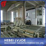 Planta de fabricación del producto del tablón del yeso con la instalación