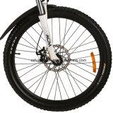 """26*4.0 """"脂肪質のタイヤの電気マウンテンバイク"""