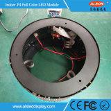 Module visuel flexible et mou de P4mm de DEL de mur avec la FCC