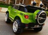 De Rit van de Jeep van de Macht van de batterij op het Plastic Stuk speelgoed van de Kinderen van de Auto