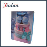 ハンドルが付いている習慣によって印刷される赤ん坊のギフトのペーパー出荷のギフト袋