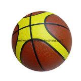 في الهواء الطلق [سبورتس] كرة سلّة مطّاطة لأنّ بالغات